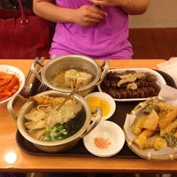 Photo taken at 국대떡볶이 by Jessica B. on 6/18/2013