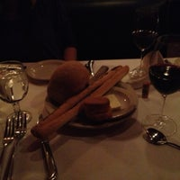 Photo taken at Tornado Room Steakhouse by Jessica B. on 12/15/2012
