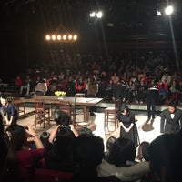 Photo taken at Shanghai Dramatic Arts Center by Frances W. on 3/13/2016