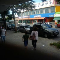 Photo taken at Shopping Xingu by William S. on 12/18/2012
