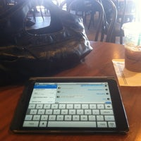 Photo taken at Starbucks by Jennifer W. on 2/17/2013