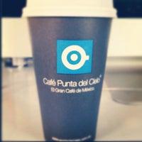 Photo taken at Café Punta del Cielo by Abraham H. on 8/6/2013