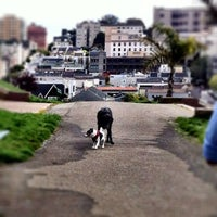 Photo taken at Alta Plaza Park by Russell D. on 3/31/2013