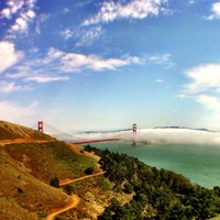 Photo taken at Marin Headlands by Russell D. on 7/4/2013