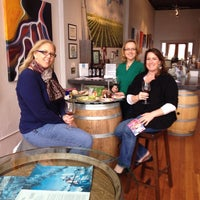 Photo taken at Keeling-schaffer Winery by Amy H. on 11/23/2013