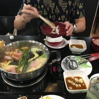 Photo taken at Hot Pot Inter Buffet by titled T. on 5/6/2017