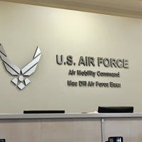 Photo taken at MacDill Air Force Base by Alberto B. on 2/16/2018