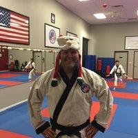 Photo taken at Nunan's Martial Arts by Gregg P. on 12/24/2014