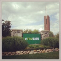 Photo taken at Eastern Michigan University by Kris P. on 8/11/2013