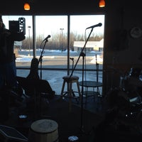 Photo taken at ThunderBrew Coffee Company by Kris P. on 2/28/2015