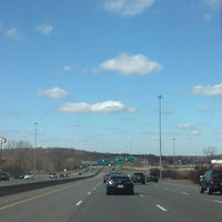 Photo taken at I-77 Exit 135 - Cleve-Mass Rd by Soamazen on 4/5/2014