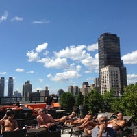 Photo taken at The Empire Hotel Rooftop by Andrea J. on 8/4/2013