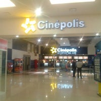 Photo taken at Cinépolis by Joel C. on 10/29/2013