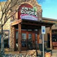 Photo taken at On The Border Mexican Grill & Cantina by Carla R. on 3/20/2013