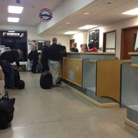 Photo taken at Canyonlands Field Airport (CNY) by Pat C. on 3/26/2013