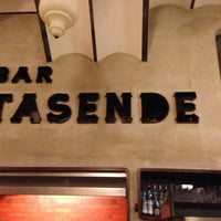 Photo taken at Bar Tasende by Gonzalo T. on 3/3/2013