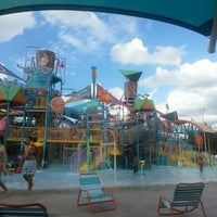 Photo taken at Aquatica, SeaWorld's Waterpark Orlando by Reinaldo R. on 9/21/2012