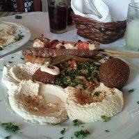 Photo taken at Kafta Restaurant by Beba R. on 10/28/2012