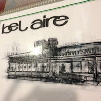 Photo taken at Bel Aire Diner by Lil 1 on 10/28/2012