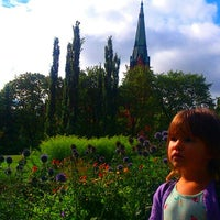 Photo taken at Umeå Stads Kyrka by Francia D. on 8/23/2014