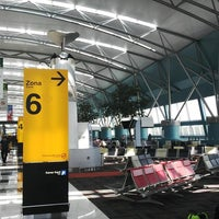 Photo taken at Terminal 3 by Suandi R. on 6/1/2013