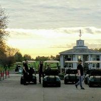 Photo taken at Marine Park Golf Course by Ben L. on 11/7/2015