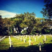 Photo taken at Libingan ng mga Bayani by Norris D. on 11/2/2012