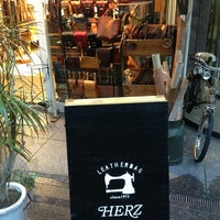Photo taken at HERZ FACTORY SHOP by 鉄鍋 てっど on 2/18/2013