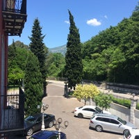 Photo taken at Grand Hotel Terme RosaPepe by Yousef A. on 5/23/2014