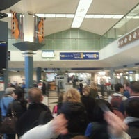 Photo taken at Oakland International Airport (OAK) by Olin A. on 12/13/2012