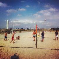 Photo taken at Ribban Beachfotboll by Sven A. on 7/27/2013