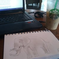 Photo taken at Starbucks by Laura B. on 12/23/2012