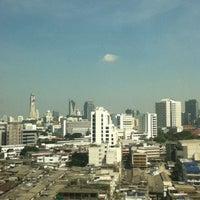 Photo taken at Amigo Tower by • B U R I N • on 12/19/2012