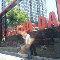 Photo taken at Bangkok Cha-da Hotel by • B U R I N • on 5/15/2013