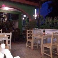 Photo taken at Mama Lou's Italian Kitchen by Tine on 11/11/2012