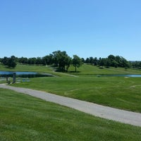Photo taken at Black Rock Golf Course by Sandy G. on 6/4/2013