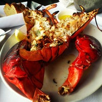 Photo taken at The Lobster by tori r. on 3/16/2013