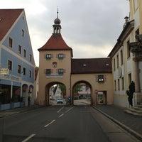 Photo taken at Hotel Schneider Allersberg by Sergey P. on 5/14/2013