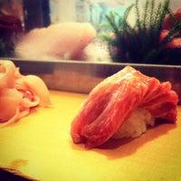 Photo taken at Daiwa Sushi by Nicholas N. on 11/21/2012