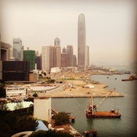Photo taken at Grand Hyatt Hong Kong by Nicholas N. on 4/16/2013
