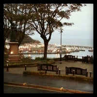 Photo taken at Scarborough by Paul R. on 10/29/2012