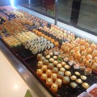 Photo taken at Sukishi Buffet by น้ำหวาน on 12/14/2012