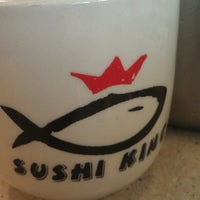 Photo taken at Sushi King by Fakhrie M. on 2/16/2013