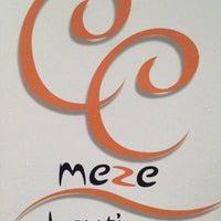 12/7/2013 tarihinde Utku T.ziyaretçi tarafından CC Meze Boutique Alsancak'de çekilen fotoğraf
