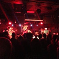 Photo taken at Rock & Roll Hotel by Bob V. on 7/28/2013