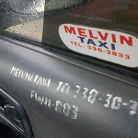 Photo taken at Melvin Taxi by Louie Q. on 12/26/2012
