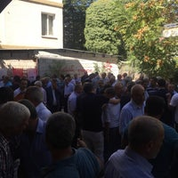 Photo taken at Gaziantep CHP İl Binasi by Ali P. on 9/13/2016