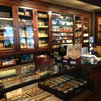 Photo taken at W. Curtis Draper Tobacconist by Chris C. on 4/15/2013