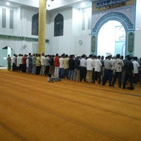 Photo taken at Masjid Baitul Musthafa by Sahlie G. on 7/31/2013