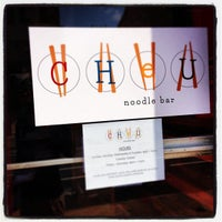 Photo taken at Cheu Noodle Bar by Trenton China R. on 4/10/2013